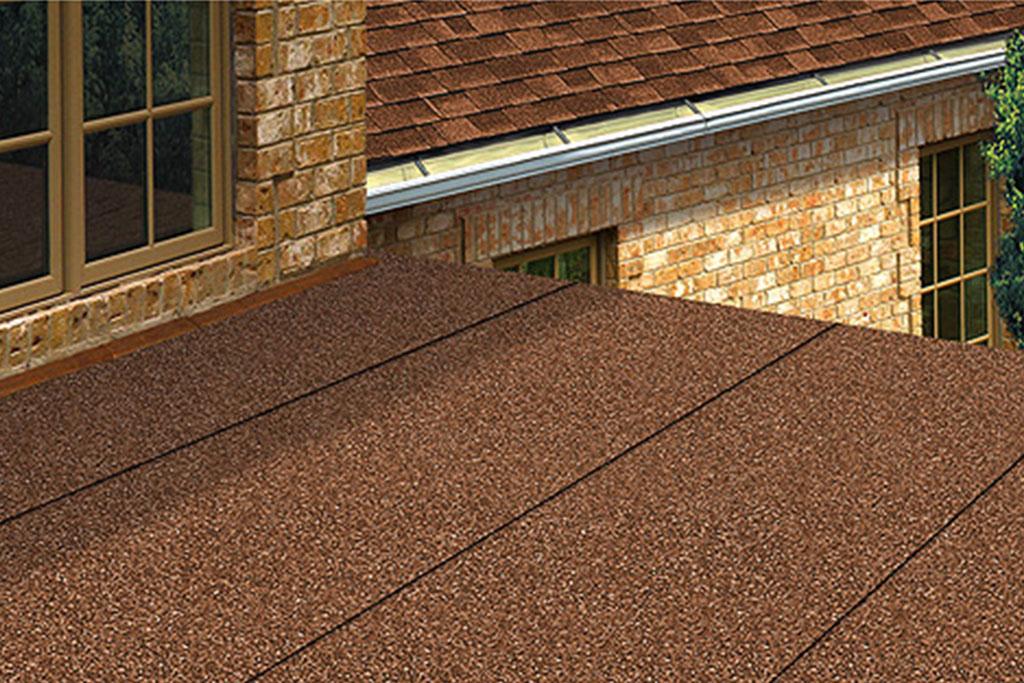 Low Slope Roofing Gaf Bakor Herman S Supply Company