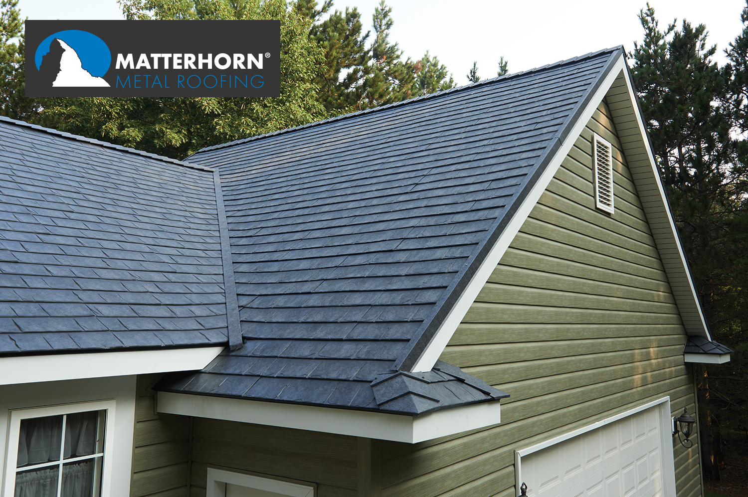 Steel Roofing Matterhorn Certainteed Herman S Supply Company